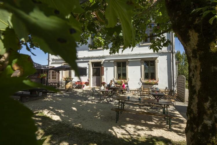 Herberge – «Auberge de la Gare»