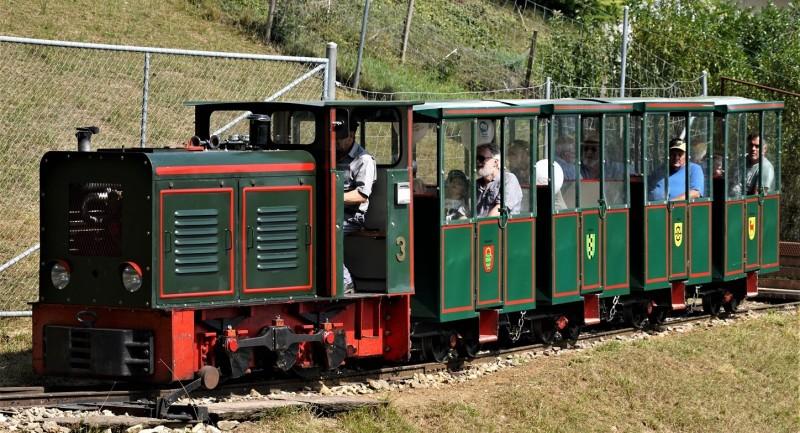 Bergwerk Herznach: Saisonfinale mit Klopfplatz
