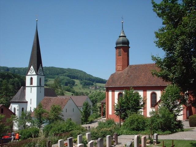 Église baroque de St.-Georges