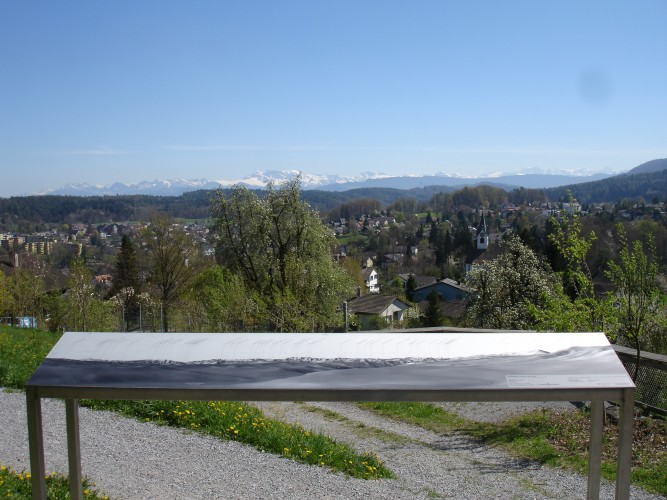 Aussichtspunkt Orelli-Haus