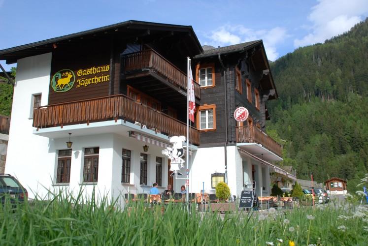 Gasthaus Jägerheim Ausserbinn