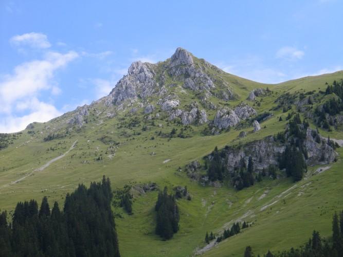 Sagen um Hirten & Naturmächte