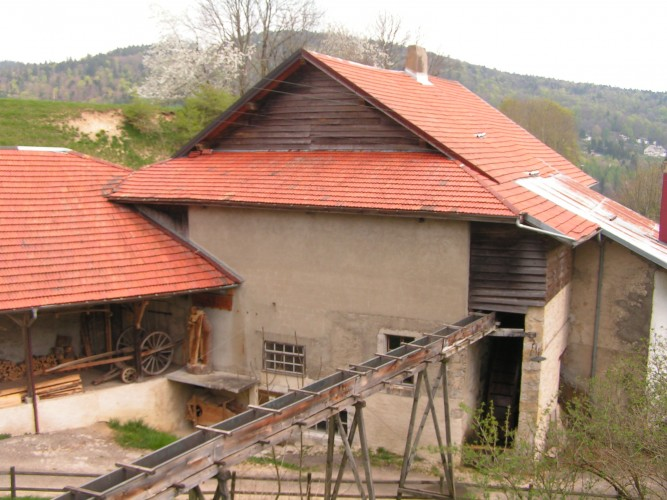 Moulin de St-George