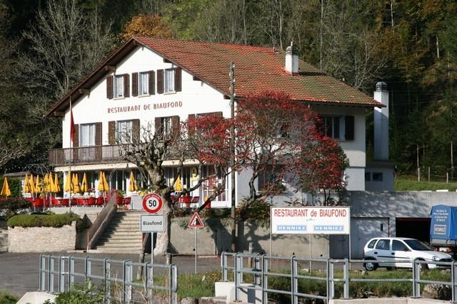 Restaurant de Biaufond