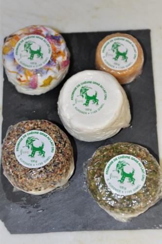 Fromages de chèvre de Gimel