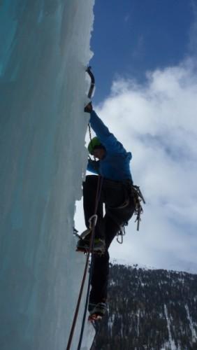 Eiskletterkurs ICE KINGS Avers