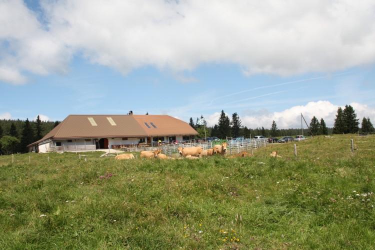 Pré-aux-Veaux Alpenhütte
