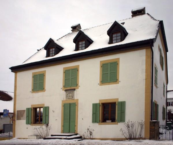 Les Bois - Doubs - La Ferrière