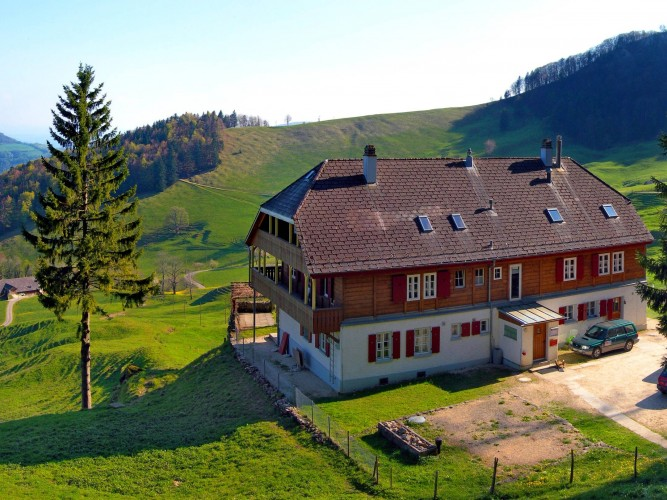 Berggasthaus Obere Wechten