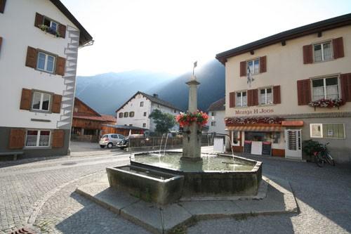 Walserweg Graubünden Etappe 8
