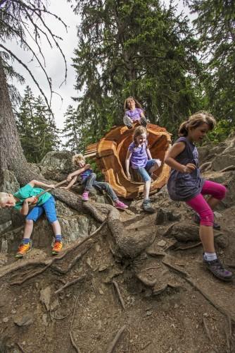 Abenteuerspielplatz Zauberwald