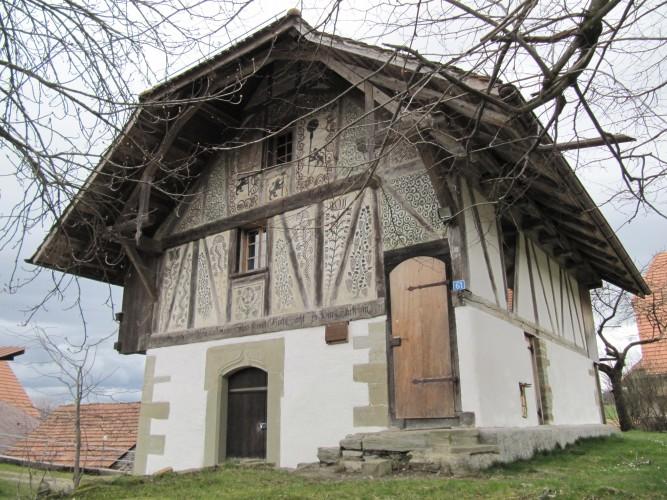 Ofenhaus-Stöckli Zimmerwald
