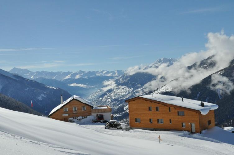 Geführte Skitouren