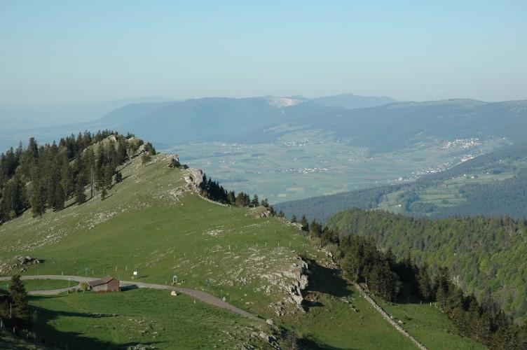 Panorama Chasseral