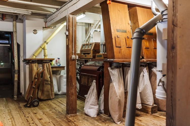 Thaler Mehl der Schnyder Mühle