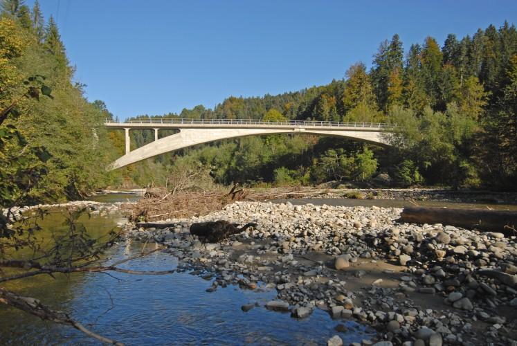 Maillartbrücken Hinterfultigen