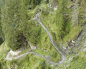 Graubünden Bike Tronçon 9