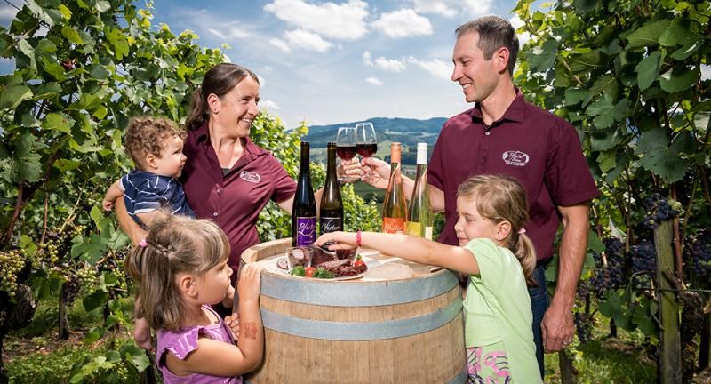 Bözen:Pfister - Wein & Natura Beef