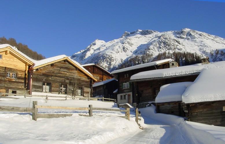 Skitouren im Binntal