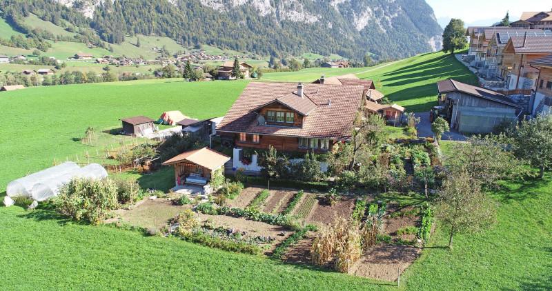 Ferienwohnung Bauernhaus Chrütz-Hof