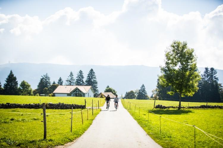 5 La Route Verte - 5. Etappe