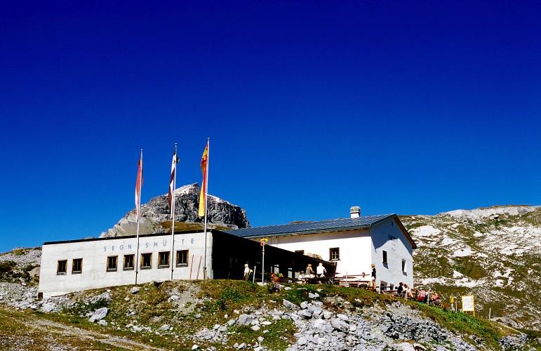 Segneshütte