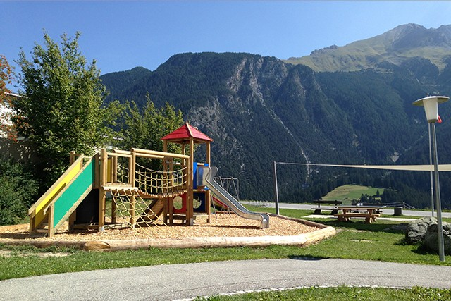 Spielplatz Salouf