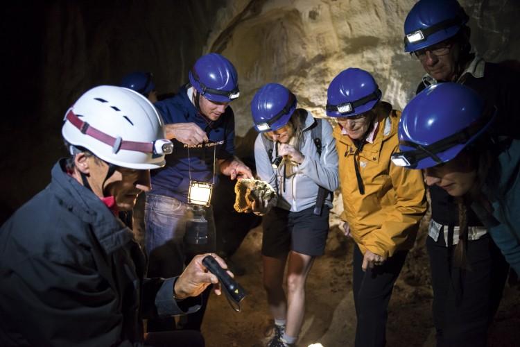 Exkursion Karst & Höhlen