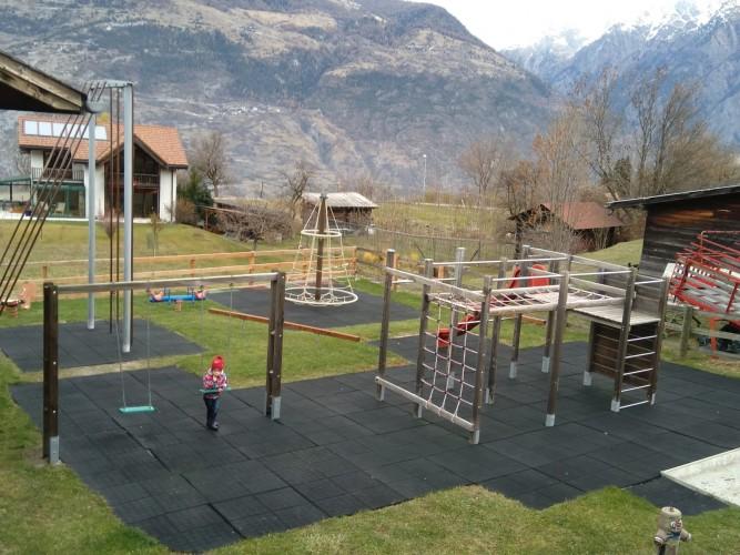 Kinderspielplatz Unterems