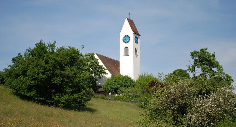 Der Kirchberg in Küttigen – eine Zeitreise von 1700 Jahren