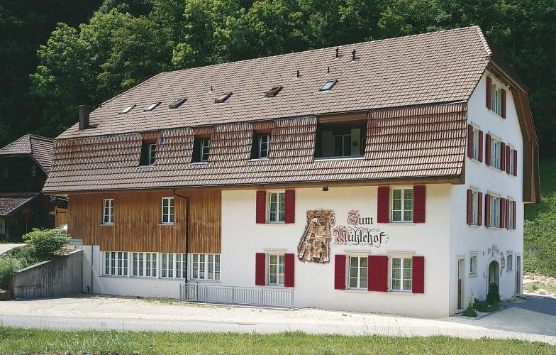 Zentrum zum Mühlehof