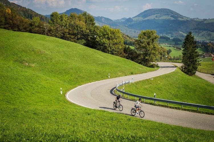 3 La Route Verte - 3. Etappe
