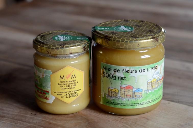 Miels de L'Isle et de la vallée de Joux