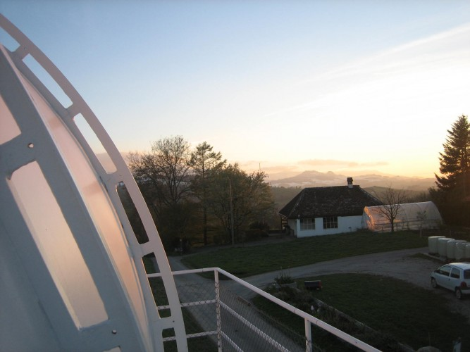 Sternwarte Uecht