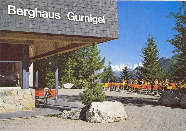 Gurnigel-Berghaus