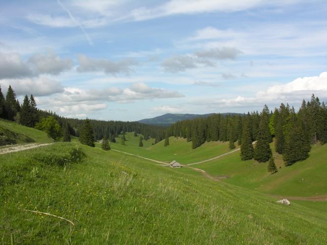 Grosse Wanderroute - 1. Etappe