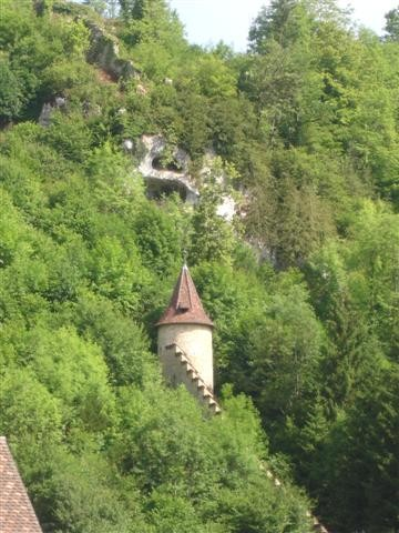 Ermitage de St-Ursanne