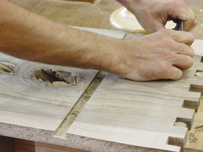 Kurs Schreinern in der Holzwerkstatt (Wochen-Kurs)