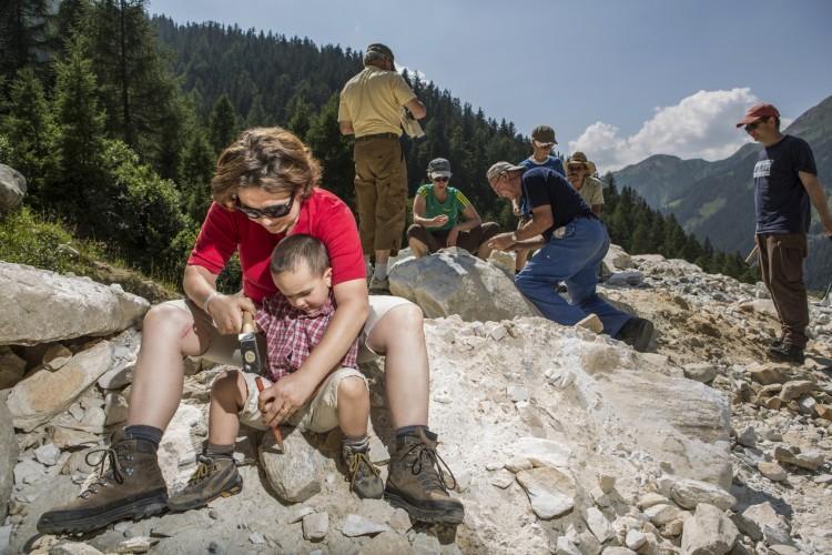 Mineraliengrube Lengenbach
