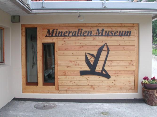 Musée des minéraux à Fäld