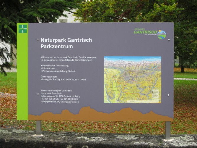 Parc naturel Gantrisch