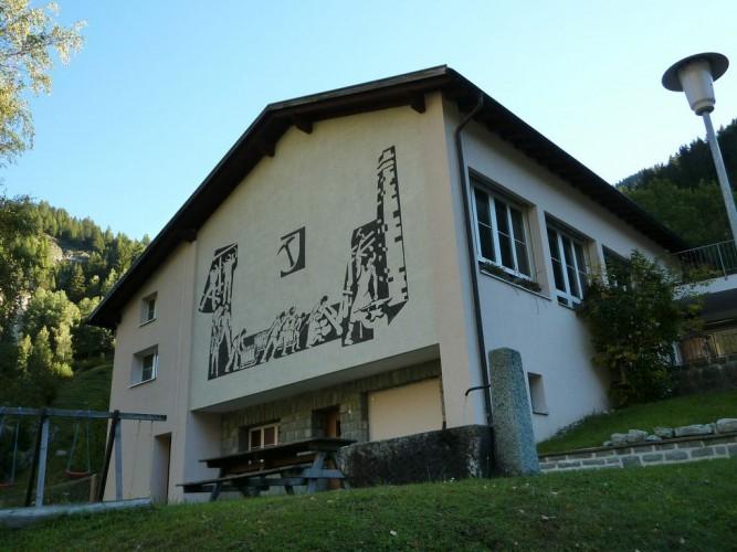 Schulhaus Ausserferrera