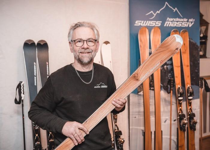 Besichtigung Skifabrik