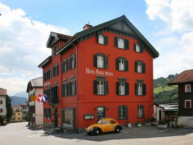 Hotel Posta Veglia
