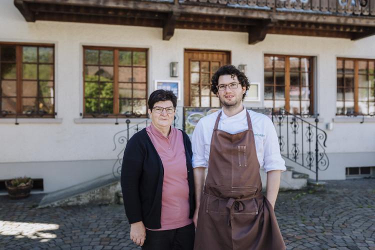 Gasthof zum Reh - Herbetswil