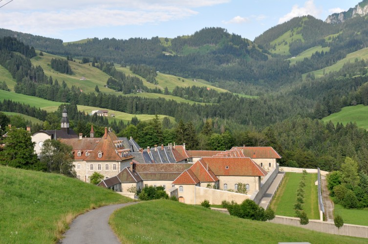 Charmey - La Valsainte