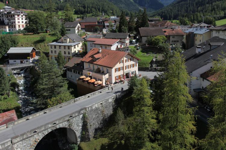 Hotel Garni Albula