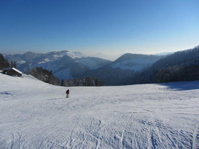 Skilift Hohe Winde