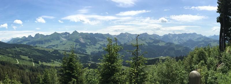 Percorso panoramico Gantrisch