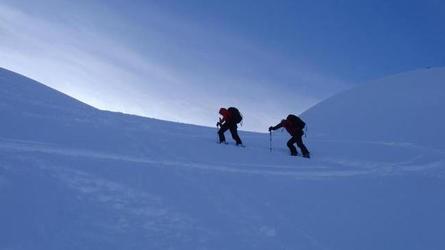 Weihnachts Schneeschuhtour Cufercalhütte